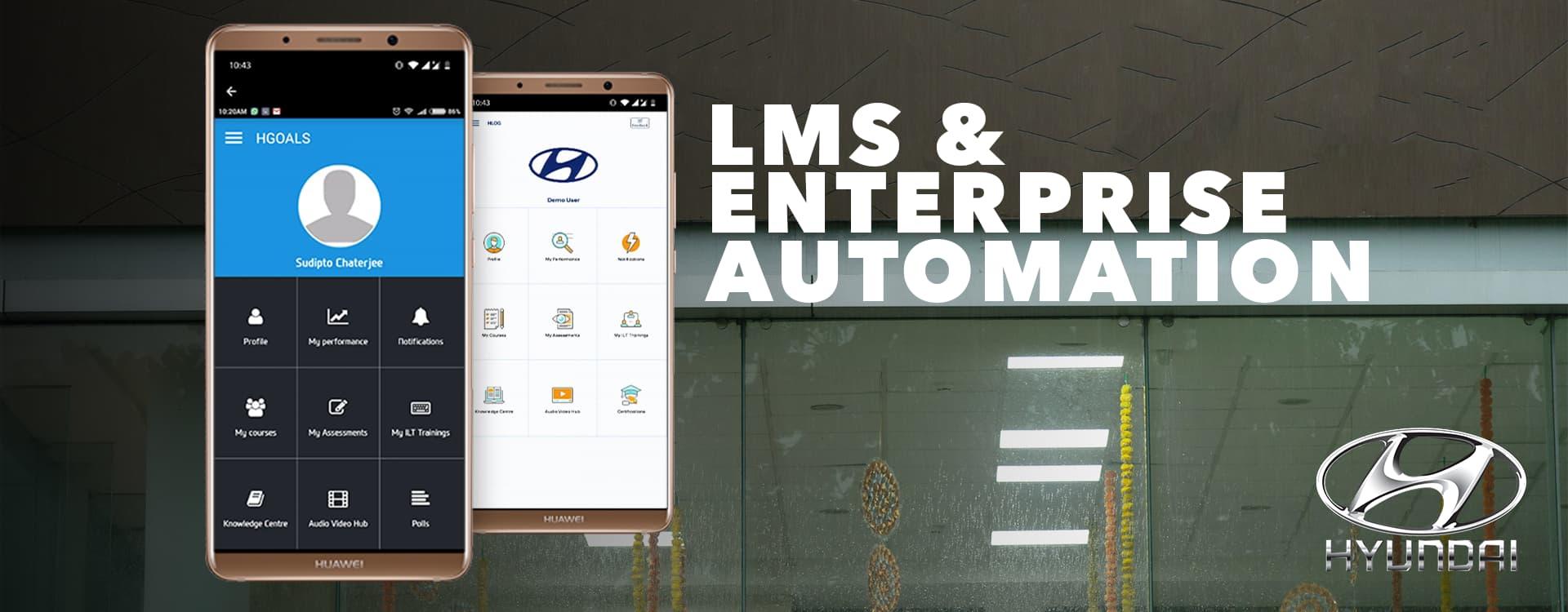 LMS mobile application development company